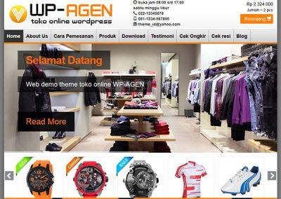 toko online Agen
