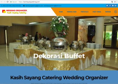 jasa membuat website katering