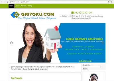 jasa membuat website properti