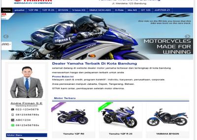 jasa pasarwebsite indo dealer motor indo