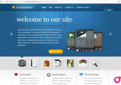 website corporation