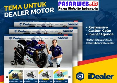 website dealer motor